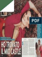 Intervista a Stana Katic in Italia (1)
