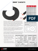 Refrigeration Lineset Product Sheet for Air Conditioning and Heat Pumps by Lowres