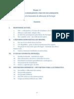 """Moção """"Por um CDS consequente, por um CDS liderante - Um projecto humanista de afirmação de Portugal""""   José Ribeiro e Castro - CDS, 1985"""