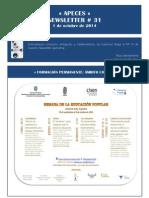 APECES - Newsletter No 31.pdf