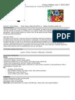 course outline fine arts 7 docx