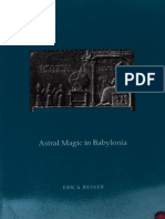 Astral Magic in Babylonia - Erica Reiner