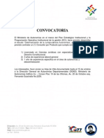 """Requerimiento de Consultor para """"Sistematización de la Jurisprudencia Autonómica"""""""