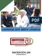 Cursos ITCA