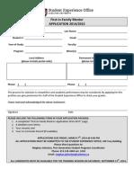 FiF Mentor Application 2014 20151