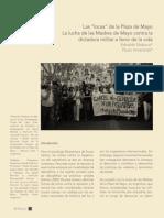 Las locas de la plaza de mayo la lucha de las madres de mayo contra la dictadura militar a fovor de la vida.pdf