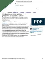 Corrija arquivos corrompidos e problemas no HD com o Chkdsk.pdf