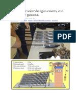 Calentador solar de agua casero.doc