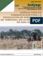 Agricultura de conservación para sorgo y maíz de temporal en la zona media de San Luis Potosí.pdf