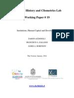 Instituciones,Capital Humano y Desarrollo.pdf