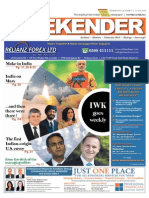 Indian Weekender 03 October 2014