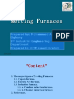 Melting Furnaces