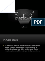 PINNACLE STUDIO 14 PPT.pptx