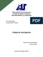 Trabajo de Investigación Conservacion de Suelo Agroecologico.docx