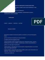EXTRUCTURA DE UN COMPILADOR UN COMPILADOR SE DIVIDE EM DOS FASES - copia.docx