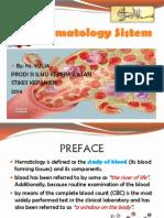 Anatomy Fisiology Hematology