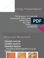 Physiology Presentation 8,9,10 HCA/220