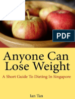 Anyone Can Lose Weight (3rd Ed)