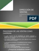 Unidad II Dirección de Ventas.pdf