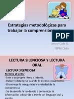 9. Estrategias metodológicas para trabajar la comprensión lectora (1).pptx