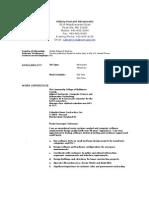 sidney abramovitz resume - 06052013