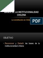 Bases de La Institucionalidad Chilena