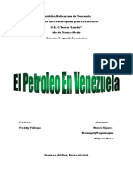 El Petroleo en Venezuela.docx