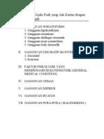26. Dr. Marojohan - Gangguan Fisik Terkait Psikologis