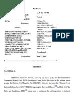Gerochi v. Department of Energy (2007)