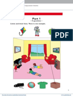 Cambridge English Young Learners8 Beginner Students Book Starters Sample Pages