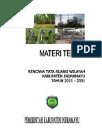 02. Materi Teknis RTRWK Indramayu Tahun 2011-2031