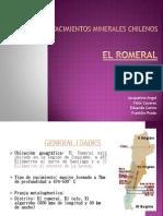 Yacimientos minerales chilenos.pptx