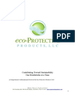 Eco-Friendly Paints and Coatings by Eco-Protective Products
