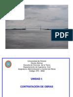 UNIDAD I FORMAS DE ADJUDICACIÓN Y CONTRATACIÓN ABRIL 2008.ppt