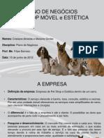 2 - Exemplo - Apresentação - Plano de Negócios - Latidus - 2012-1.ppt