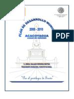 PLAN DE DESARROLL MUNICIPAL ACACOYAGUA 2008 - 2010.pdf