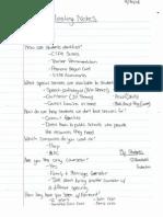 meeting notes - jill thomas