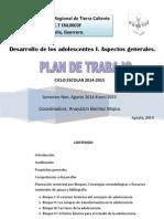 Desarrollo de los adolescentes 1. Aspectos generales.pdf