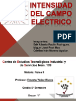 intensidaddelcampoelectrico-111025215243-phpapp01.ppt
