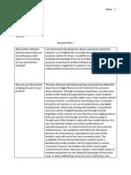 research plan 1