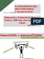 4 2013  fiq Las 5 Fuerzas de Porter.pptx
