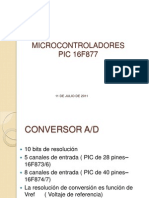 07. PIC16F877-CONVERSOR-A-D.ppt