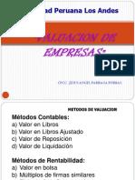 METODOS DE VALUACION.ppt