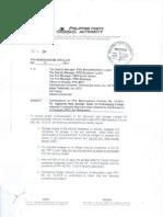 PPA memorandum circular 13-2014