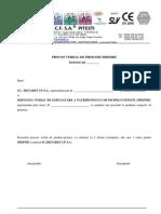 PV PREDARE PRIMIRE - Demolare Stalpi Iluminat 18.06.2014