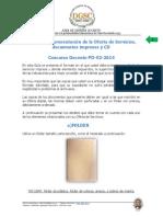Guia Presentar Documentos PD 02 2014 2