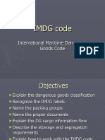 International Maritime Dangerous Goods Code