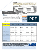 Newsletter Broadsheet 2014 Oct5