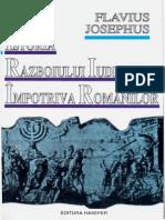 Istoria Razboiului Iudeilor Impotriva Romanilor