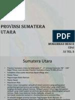Provinsi Sumatera Utara.pptx